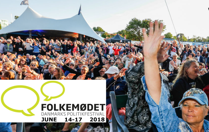 WellPerform Participates in Debate at Folkemødet 2018