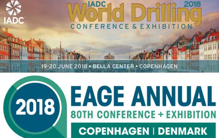 WellPerform Visits the EAGE and IADC 2018