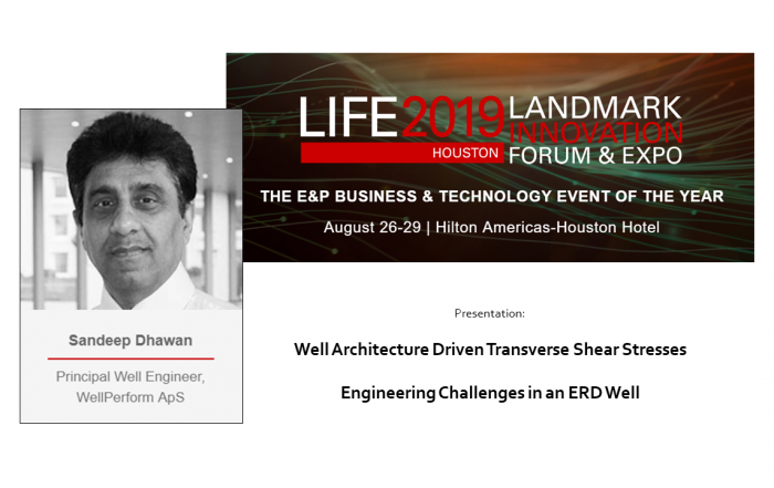 WellPerform is Presenting at LIFE2019 in Houston